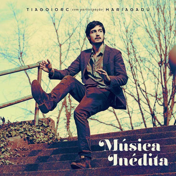Música Inédita: ouça a parceria entre Tiago Iorc e Maria Gadú