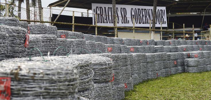 El mandatario estatal dijo que la suma de esfuerzos es la fórmula de trabajo en su administración y, en este caso, se realizó una importante aportación de recursos de casi 5 millones de pesos para entregar herramientas para que tres mil productores de esa región huasteca produzcan más y mejor.