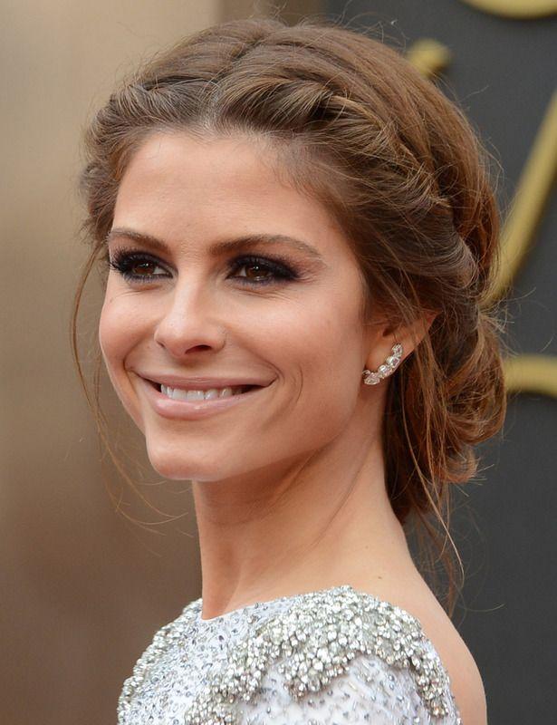 Maria Menounos #maquillaje #oscar2014 #celebrities