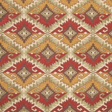 Bon Home Decor GH Southwest Sunset Decorator Fabrics #Southwest #Sunset  #Lodge_Style #Southwest_Style #