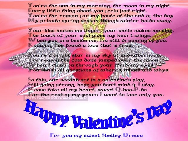 Valentines Day Quotes For Grandma: 1000+ Ideas About Valentines Day Poems On Pinterest