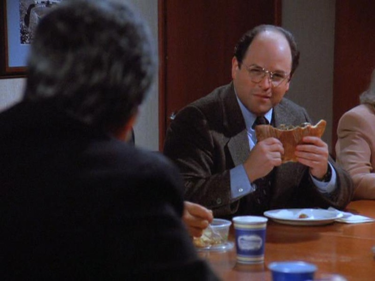 The Calzone   Costanza  Seinfeld