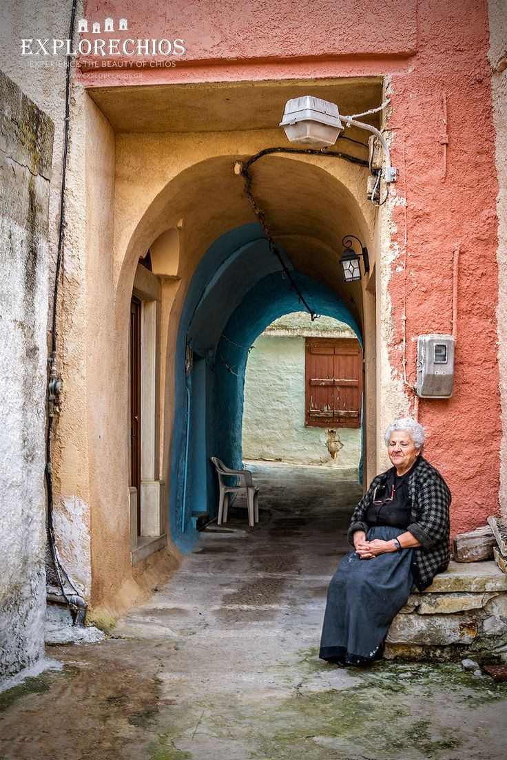 Vouno, an authentic medieval village with authentic people who are always willing to show you around and tell you proudly the history of their village! http://bit.ly/1znkswk