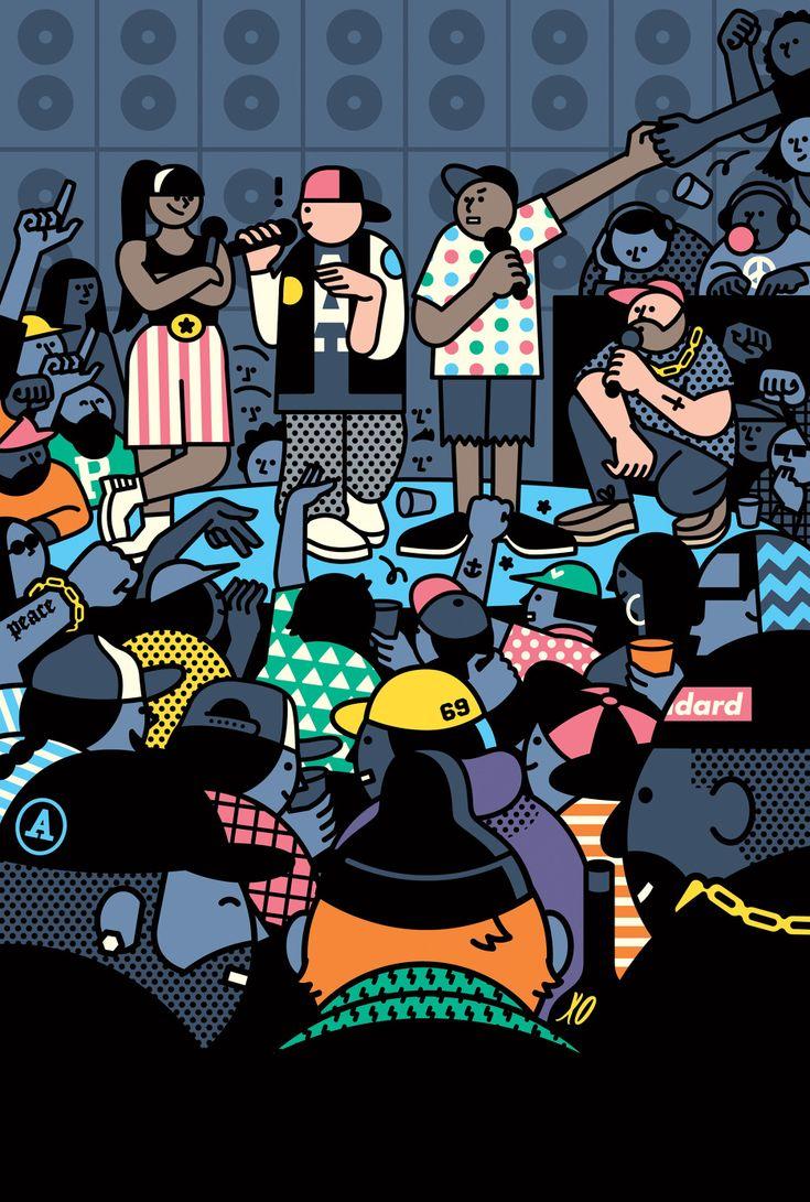 ⊿ illustrator Rami Niemi http://www.raminiemi.com/