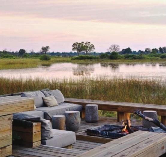 DumaTau Camp - northern Botswana