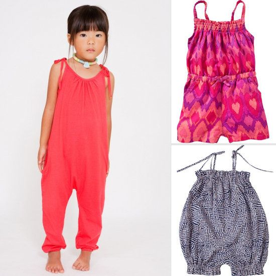 Rompers and Jumpsuits For Girls