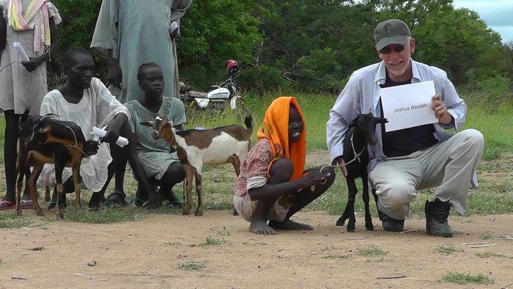 La libération d'esclaves au Soudan du Sud (F)
