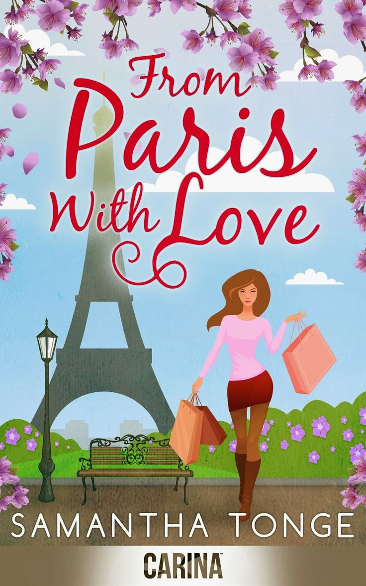 Read The First Chapter Of From Paris With Love By Samantha Tonge!