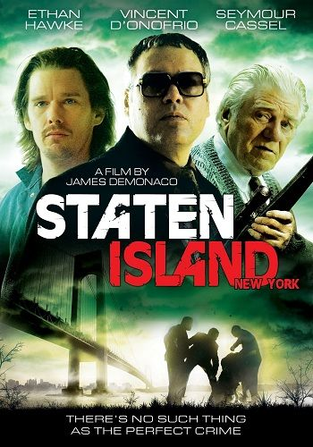 Staten Adasi - Staten Island - 2009 - BRRip Film Afis Movie Poster