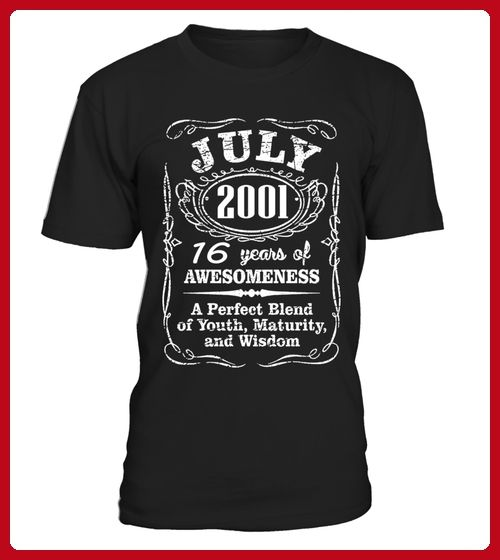 Vintage Limited July 2001 Edition 16th Birthday Gift - Weihnachten shirts (*Partner-Link)