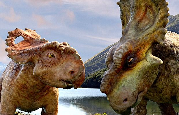 Movie Review: Walking With Dinosaurs 3D - http://www.reellifewithjane.com/2013/12/movie-review-walking-with-dinosaurs/