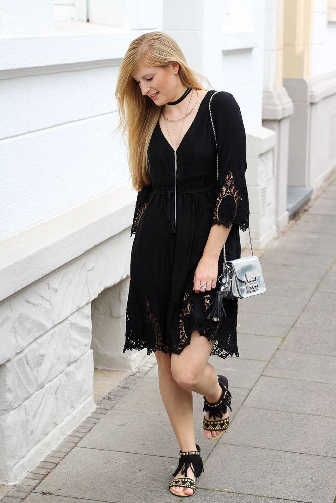Darf man ein schwarzes kleid zur hochzeit anziehen