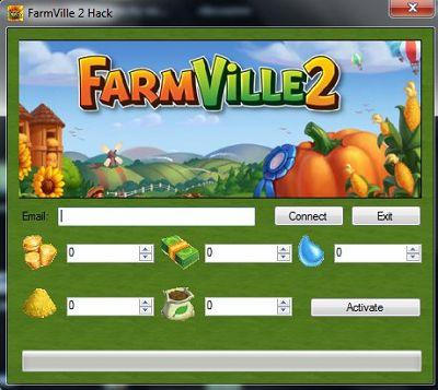 FarmVille 2 Cheats Tool