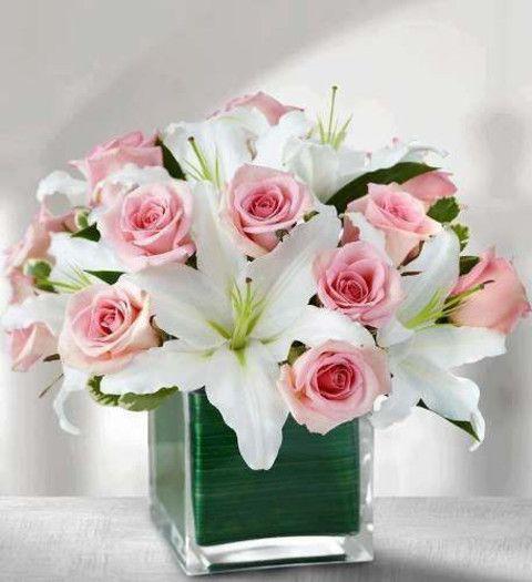 Resultado de imagem para centros de mesa con flores naturales #arreglosfloralesparamesa