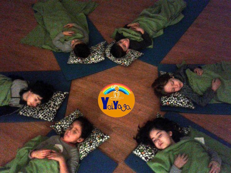 Relajación para niños. #relajaciónguiada #mindfulness #kidsyoga