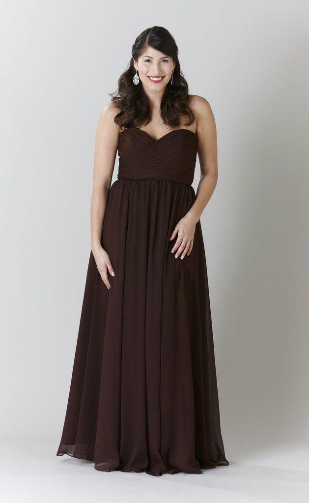 Best 25+ Bridesmaid dresses plus size ideas on Pinterest | Formal ...