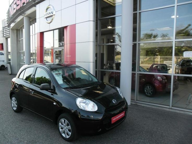Nissan Micra 1.2 Visia Pack occasion en vente à 7990€ // Voiture occasion Lyon