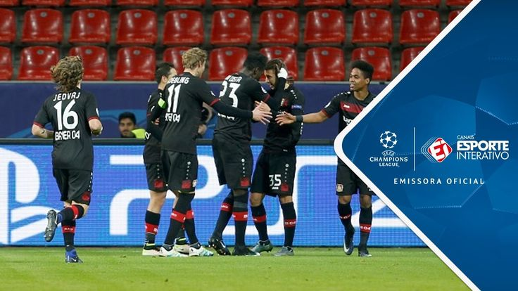 Melhores Momentos - Bayer Leverkusen 3 x 0 Porto - Champions League (07/...
