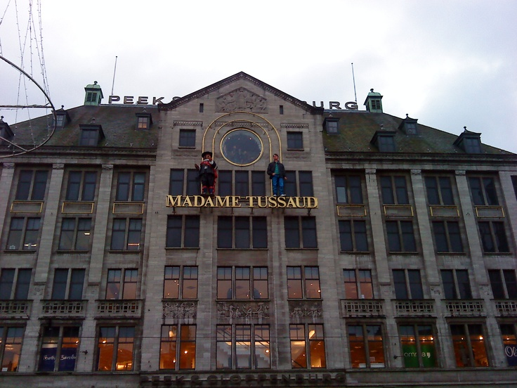 Madame Tussaud, Amsterdam (Países Bajos)