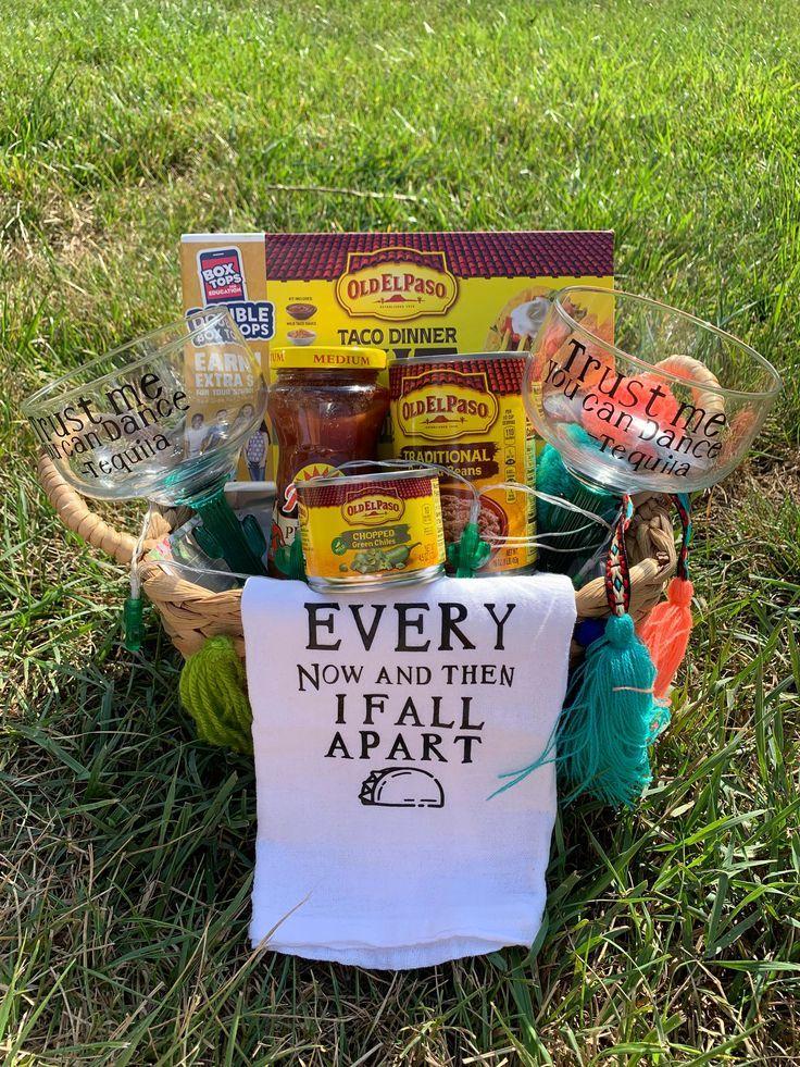 Custom Birthday Gift For Her Birthday Gift For Friend Gift For Friend Get Well Gift Best Friend Custom Birthday Gifts Themed Gift Baskets Raffle Baskets