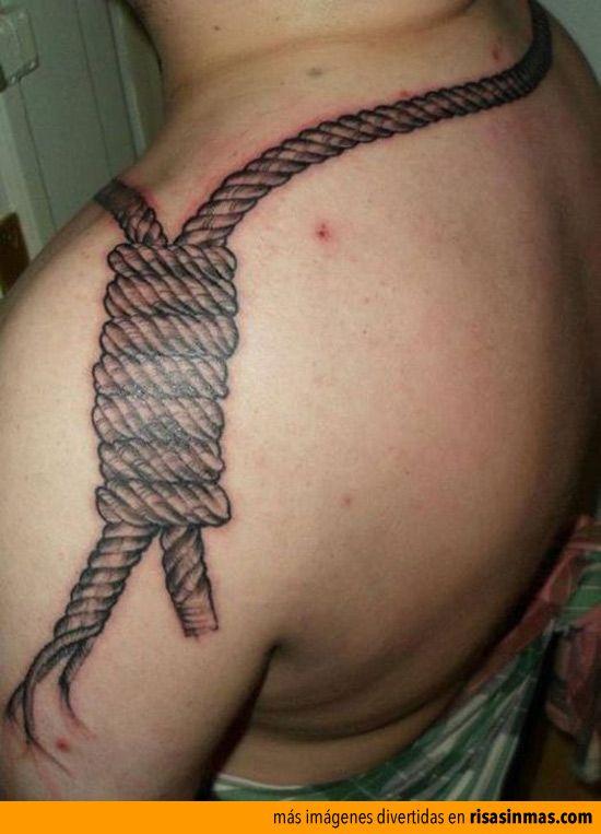 Tatuaje horrible del año.