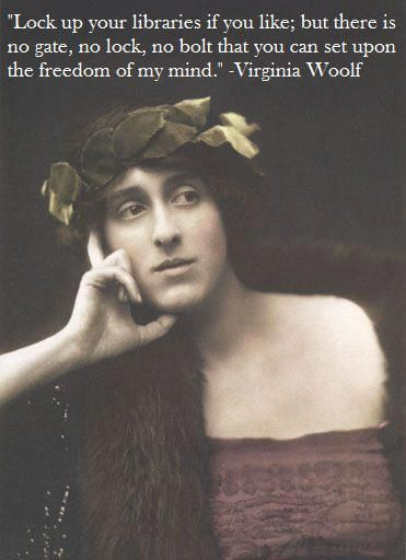 Virginia Woolf was a classical alumna of King's. She took classes in Greek, Latin, History and German, given in the then King's College Department for Ladies, from 1897 to 1902