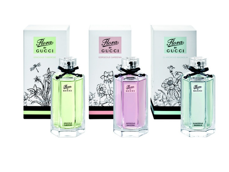 Parfumes - GUCCI - Flora Garden Collection