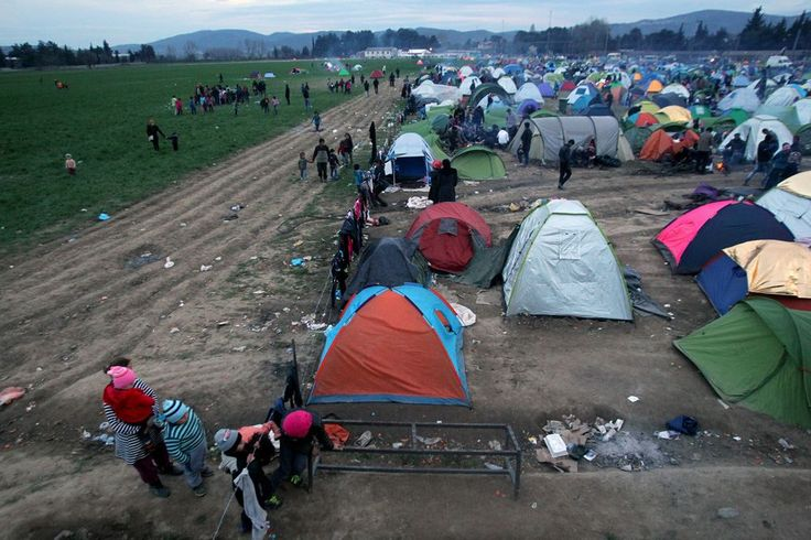 Η Ειδομένη δεν είναι εικόνα στις ειδήσεις :: left.gr