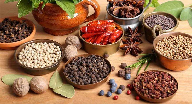 oggi parliamo delle spezie brucia grassi, ovvero di tutte quelle spezie che ci permettono di bruciare più velocemente le calorie