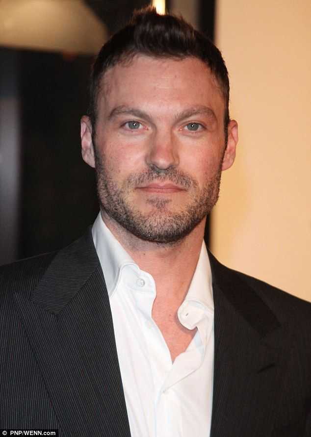 Brian Austin Green (July 15, 1973) American actor, o.a. known from the series 'Beverly HIlls 90210'.
