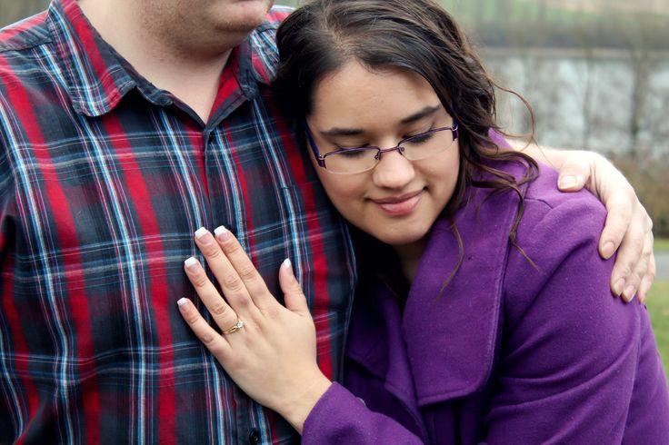 Engagement Photography, Engagement Pose