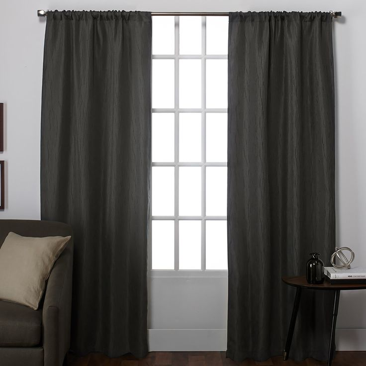 17 Best Ideas About Rod Pocket Curtains On Pinterest Patio Door Curtains Curtain Designs And