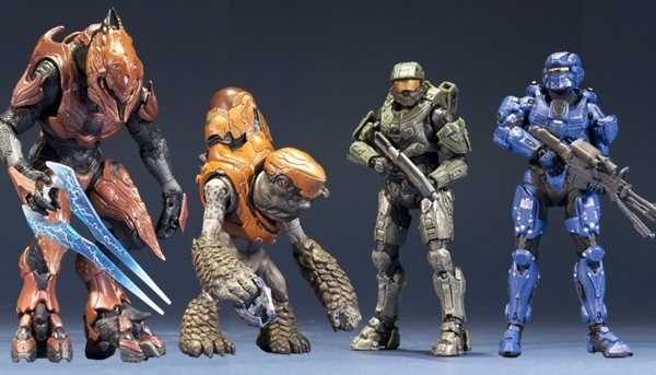 Halo toy and halo games online store. Large collection of halo item at cheap prices. Collectible halo action figures.  www.HalToystore.com