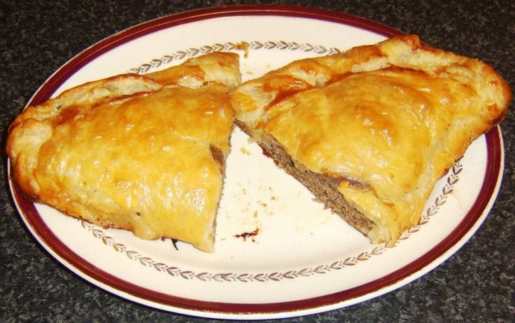 Pasties in a literal sense are a filling of some kind, wrapped in pastry and baked until crisp and golden. Cornish pasties are perhaps the most famous of all pasties but the recipes on this page show just how versatile pasties can be and give some idea of the many different types of fillings which can be included.