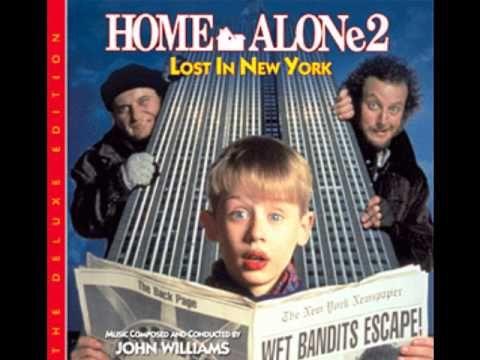 Home Alone 2 Soundtrack (01) Home Alone (Main Title) (+playlist)