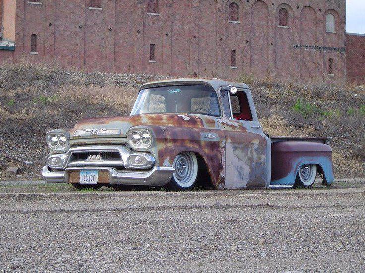 A F B C Dd Dcb C on Old Chevy Truck Parts From 58 59