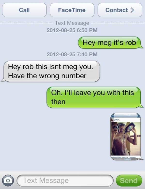 18 Perfect Ways To Respond To A Wrong Number Text-(Photo Gallery)-Please check the website for more pics   | butruths