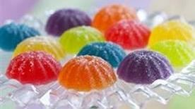 It's very easy to whip up a batch of homemade gumdrops! Variations of this candy recipe abound and it adapts so well to any flavor or color in the rainbow.
