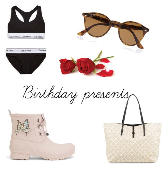 """""""Birthday"""" by majahellstrom on Polyvore featuring By Malene Birger, Ray-Ban, Calvin Klein Underwear and Odd Molly"""