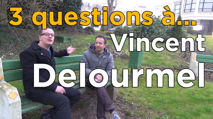 3 questions sur la mémoire à Vincent Delourmel