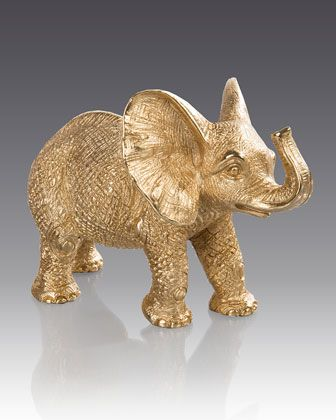 Elephant+Figurine+by+Jay+Strongwater+at+Neiman+Marcus.