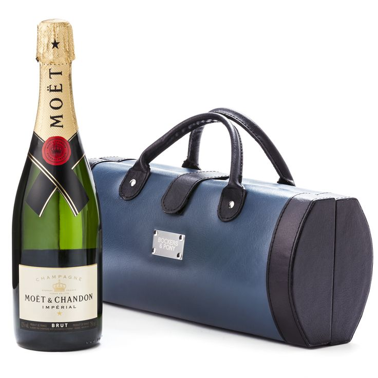 Moet Chandon Champagne Gift Delivered : Bockers and Pony