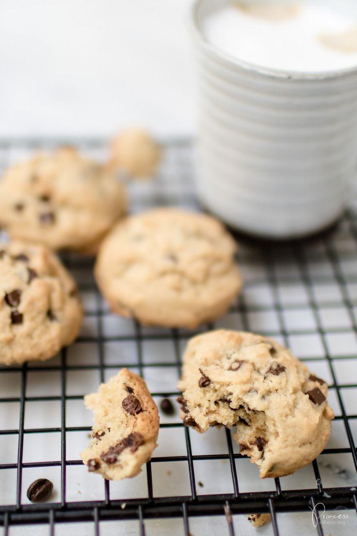 Rezept: Chocolate Chip Coffee Cookies