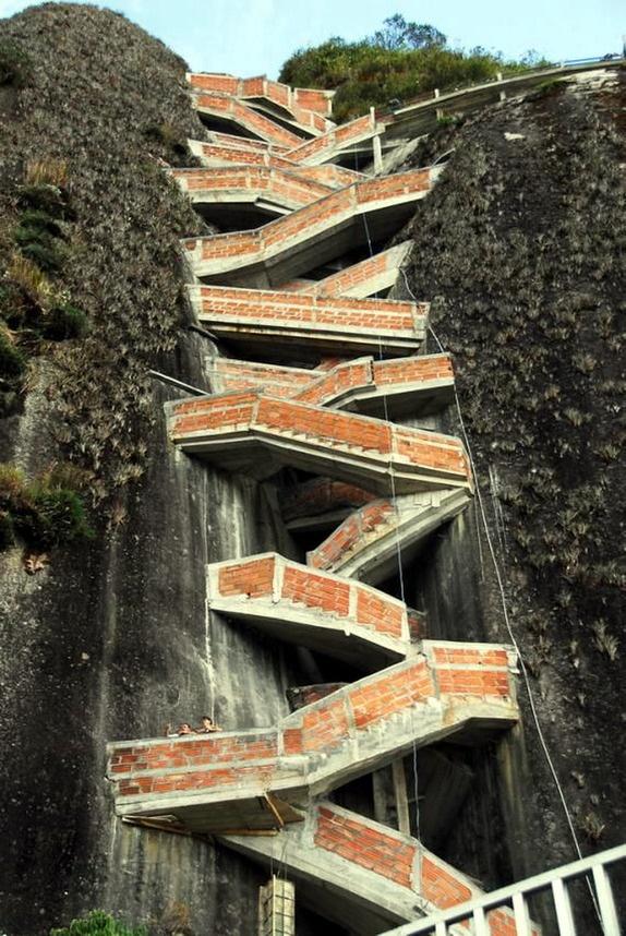 Piedra de Peñol - Medellin, Colombia