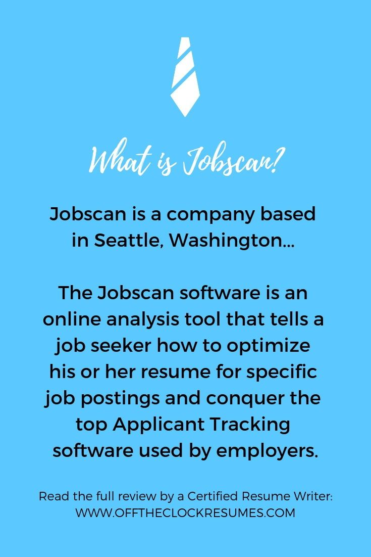 can you really triple your interviews with jobscan  review