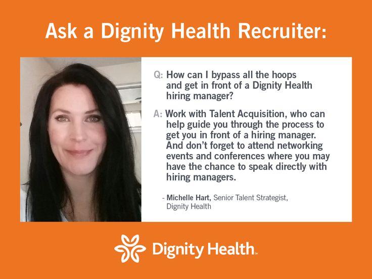dignity health job search