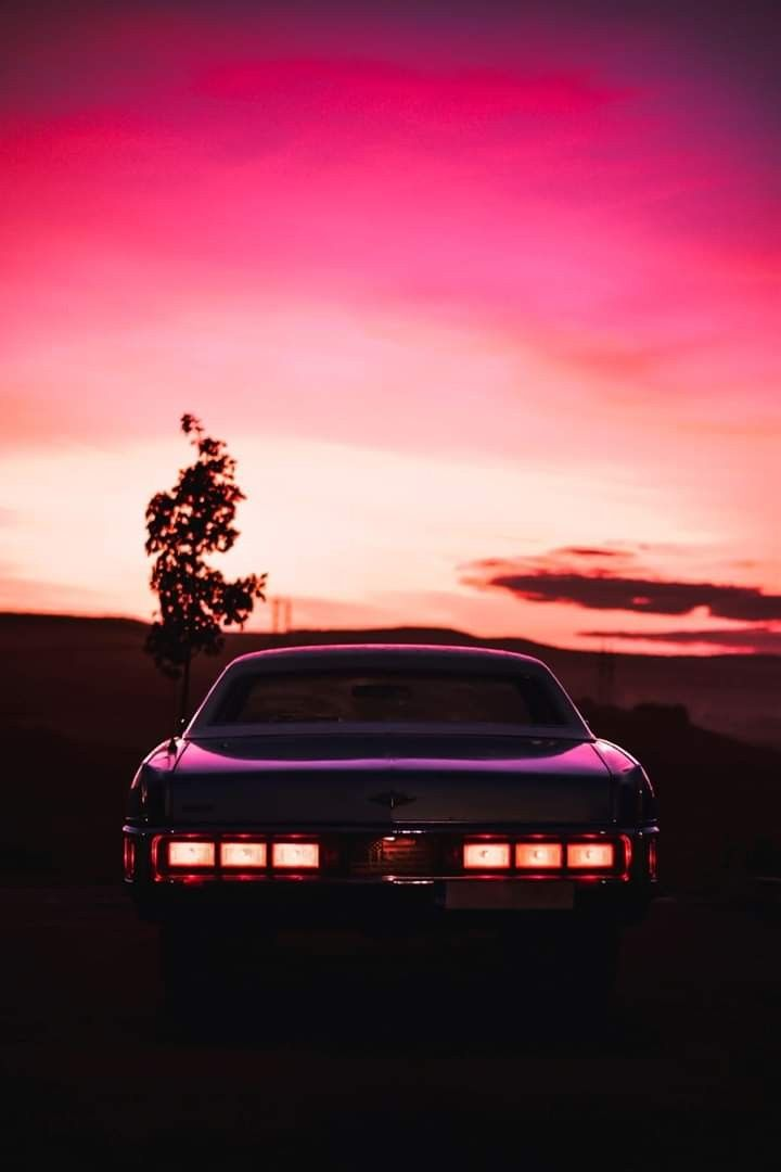 Sunset Sunset Wallpaper Car Car sunset wallpaper pictures