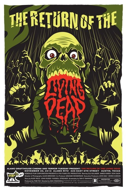 Cute the return of the living dead