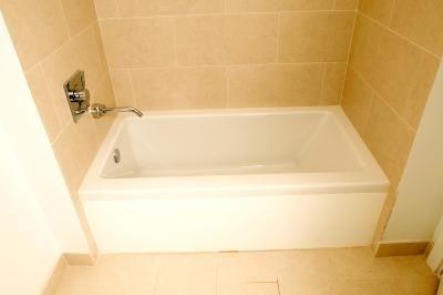 Acrylic Tub Tubs And Drywall On Pinterest
