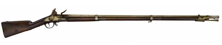 Model 1816 Flintlock Musket, Mutzig Arsenal